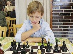 Šachista Vladimír Veverka.