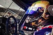 Trucker Adam Lacko z Buggyry testoval v Mostě nový závodní speciál.