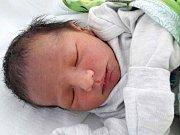 David Horváth se narodil 30. září 2017 ve 2.45 hodin mamince Lucii Horváthové z Mostu. Měřil 48 cm a vážil 2,93 kilogramu.
