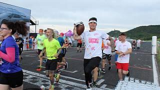 Nejčastěji chodí rekreační kondiční běžci.