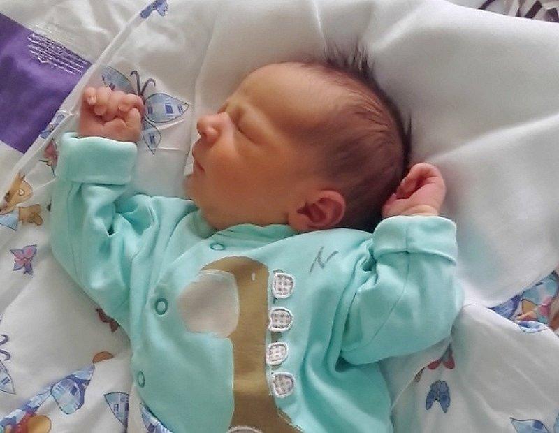Jakub Pečený se narodil rodičům Janě Tomanové a Luboru Pečenému 5. února 2021 v 6.35 hodin. Měřil 49 cm a vážil 3,5 kg.