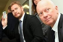 Bývalý náměstek hejtmana Pavel Kouda před soudním projednáváním kauzy ROP Severozápad v září tohoto roku