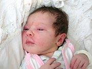Mamince Zdence Kalcové se 13. května v 8.50 hodin narodila dcera Anna Marie Kalcová. Měřila 50 cm a vážila 3,3 kilogramu.
