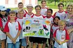 Děti z charitních klubů z Mostu prožily konec prázdnin v sousedním Německu