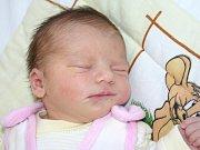 Mamince Veronice Šafránkové se 11. května v 15.15 hodin narodila dcera Kristýna Nosková. Měřila 50 cm a vážila 3,11 kilogramu.