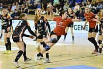 Mostecké házenkářky čeká poslední zápas v poháru EHF. Doma vyzvou madařský Debrecín.