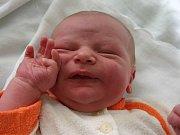 Mamince Aleně Slapničkové se 14. května ve 3.20 hodin narodil syn Ondřej Slapnička. Měřil 57 cm a vážil 4,44 kilogramu.
