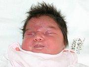 Mamince Veronice Kóšové se 11. května v 5.20 hodin narodila dcera Rozálice Kóšová. Měřila 52 cm a vážila 3,6 kilogramu.