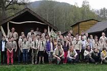 Skauti z Mostecka uspěli v okresním kole Svojsíkova závodu v Oseku a postupují do kraje.