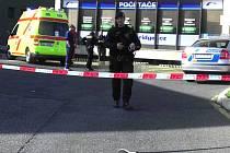Policisté vyšetřují smrt mladého muže.