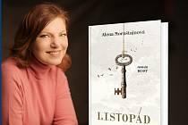 Alena Mornštajnová a kniha Listopád.