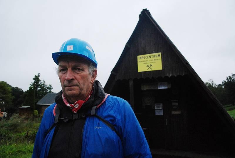 Bývalý důlní záchranář Jaroslav Richter byl 3. září 1981 na Dole Pluto, kde umírali horníci při výbuchu a požáru v podzemí.