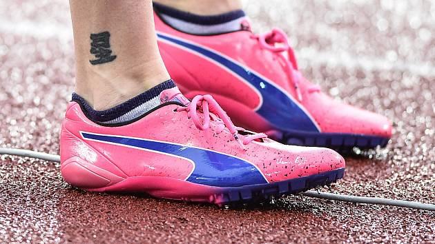 Atletika - ilustrační foto.