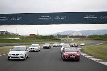 Autodrom získal ve společnosti Volkswagen Financial Services silného partnera.