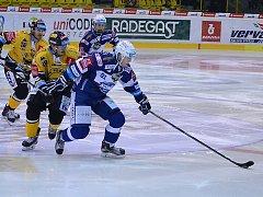 Litvínov prohrál v Brně.