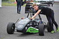 Pětidenní podnik The Most Formula Student.