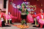 Tanec Hau Dong, který UNESCO zapsalo do seznamu světového kulturního dědictví.