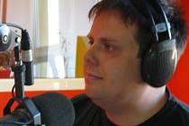 Moderátor Zdeněk Lukesle.