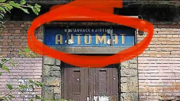 Dnes již neexistující Automat.