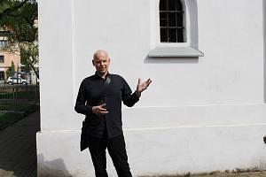 Architekt Ondřej Beneš.