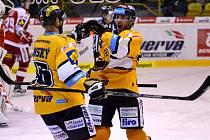 Litvínov vydržel s Olomoucí dva body.
