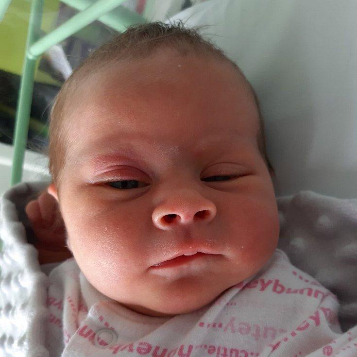 Veronika Vašková se narodila mamince Jitce Hirschkornové z Mostu 27. října v 15.33 hodin. Měřila 51 cm a vážila 3,55 kilogramu.