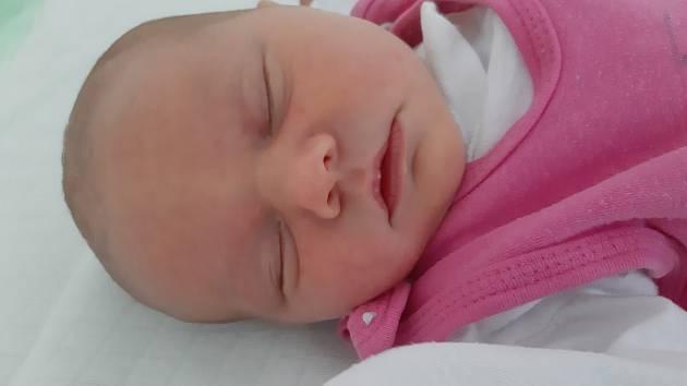 Zuzana Švehlová se narodila mamince Monice Sedlecké z Litvínova 10. srpna v 9.00 hodin. Měřila 47 cm a vážila 2,64 kilogramu.