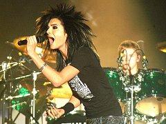 Tokio Hotel při vystoupení v Ostravě. Přijedou na mostecký autodrom?