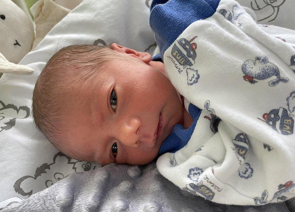 Tobias Andert se narodil mamince Jitce Andertové z Mostu 20. srpna v 16.59 hodin. Měřil 47 cm a vážil 2,3 kilogramu.