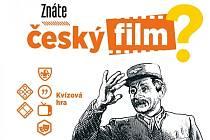 Společenská hra Znáte český film?