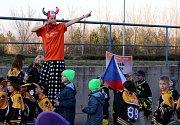 Mládežnický Easter Cup na zimním stadionu v Mostě.