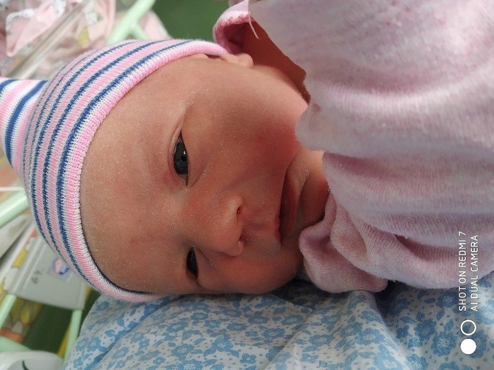 Rozarie Nejdlová se narodila mamince Lucii Nejdlové 23. března ve 22.10 hodin. Měřila 49 cm a vážila 3,41 kilogramu.
