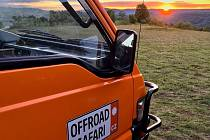 Offroad safari vyrazí do Českého středohoří za sopečným tajemstvím.