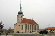 Děkanský kostel v Mostě patří mezi turisticky nejzajímavější atrakce Mostecka.