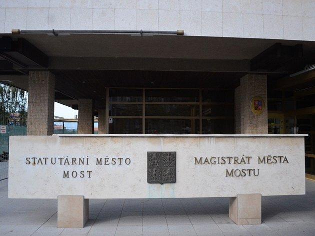 Mostecký magistrát