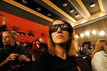 Mostecké kino Kosmos. Archivní foto