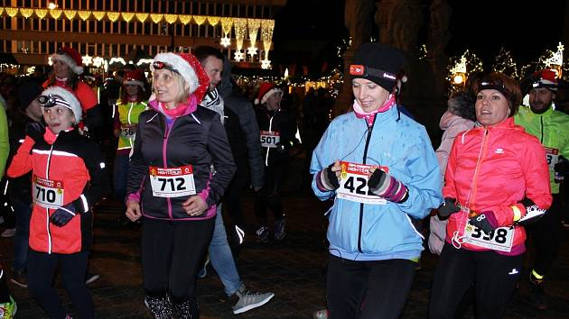 ČEPS Christmas Run 2018 v Mostě