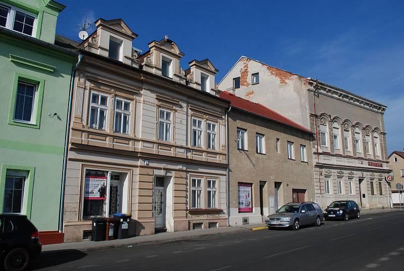Litvínovský Chudeřín.