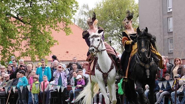 Valdštejnské slavnosti v roce 2016
