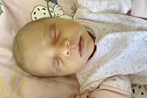 Laura Vágnerová se narodila 15. června v 8.55 hodin mamince Lence Svobodové. Měřila 43 cm a vážila 2,63 kg.