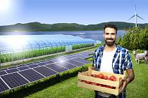 Sev.en Energy s regionálními partnery připravují transformaci území lomu ČSA.