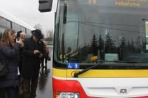 Dopravní podnik pořídil do Litvínova nové autobusy za 17 milionů.