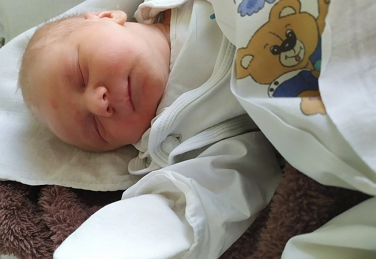 Richard Urban se narodil 16. ledna 2021 ve 23.49 hodin rodičům Heleně Pekárkové a Jaroslavu Urbanovi. Měřil 51 cm a vážil 3,19 kg.