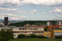 Střední zdravotnická škola v Mostě.
