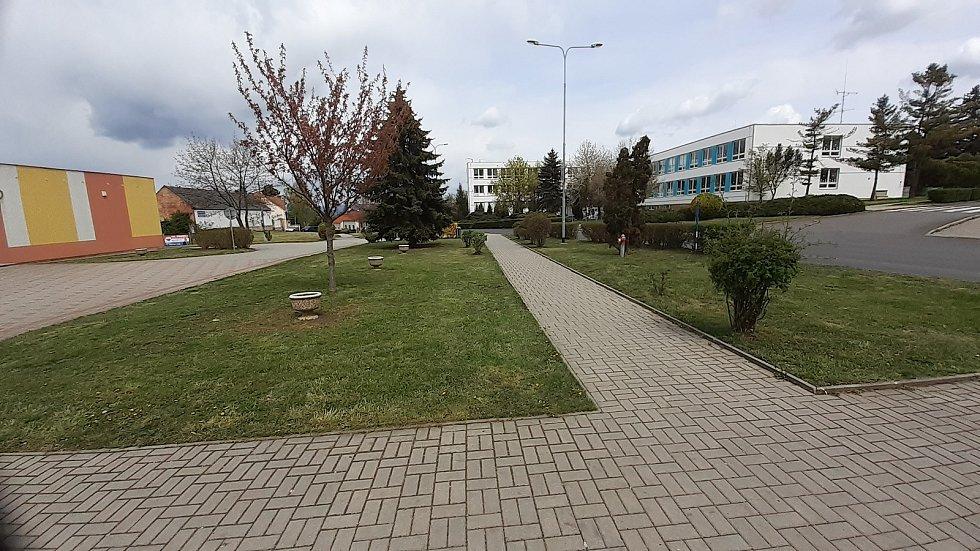 Obec Bečov u Mostu.