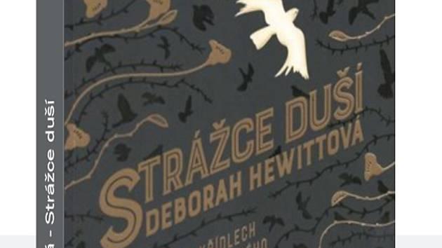 Kniha Strážce duší od Deborah Hewittové.