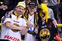 Hokejoví fanoušci Litvínova