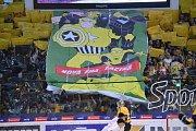Litvínov v úvodním domácím zápase nové sezony hostil Zlín.