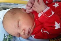 Matěj Vaněk se narodil mamince Kristýně Krumbholzové z Mostu 30. září v 10.43 hodin. Měřil 49 cm a vážil 3 kilogramy.