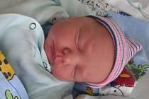Matěj Havelka se narodil mamince Kateřině Havelkové z Mostu 11. března ve 13.40 hodin. Měřil 47 cm a vážil 3,23 kilogramu.